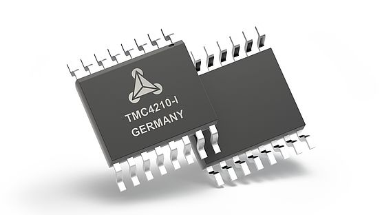 TMC4210-I(Motion and Interface Controller ICs)图片